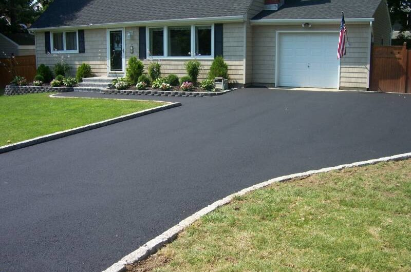 morris county NJ asphalt driveways