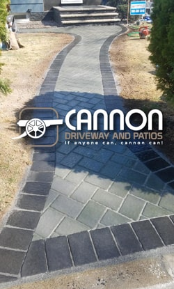 stone paver walkway union county-min
