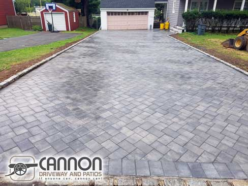 West Orange nj paver driveway